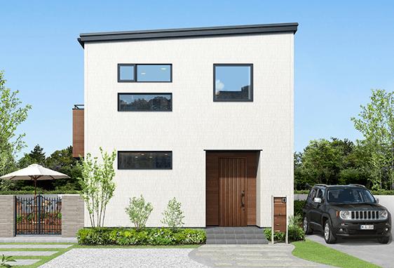 高性能カスタムオーダー住宅 極暖の家 LIMITED(リミテッド)