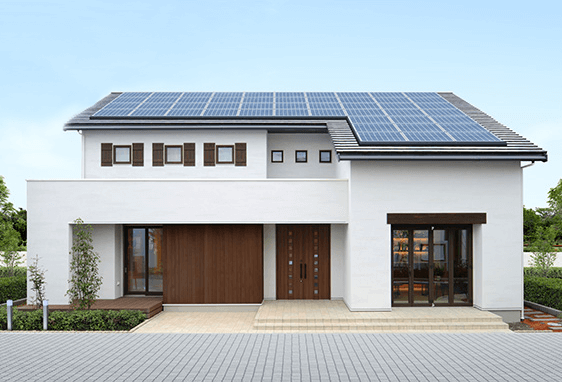 ゼロエネルギー住宅 ZEROの家