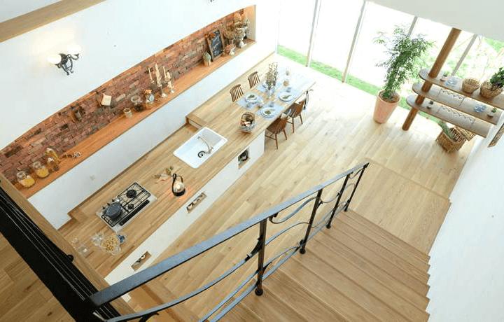 個性豊かな「3つのリビング」を一度に体感  住宅ショールーム LA VING
