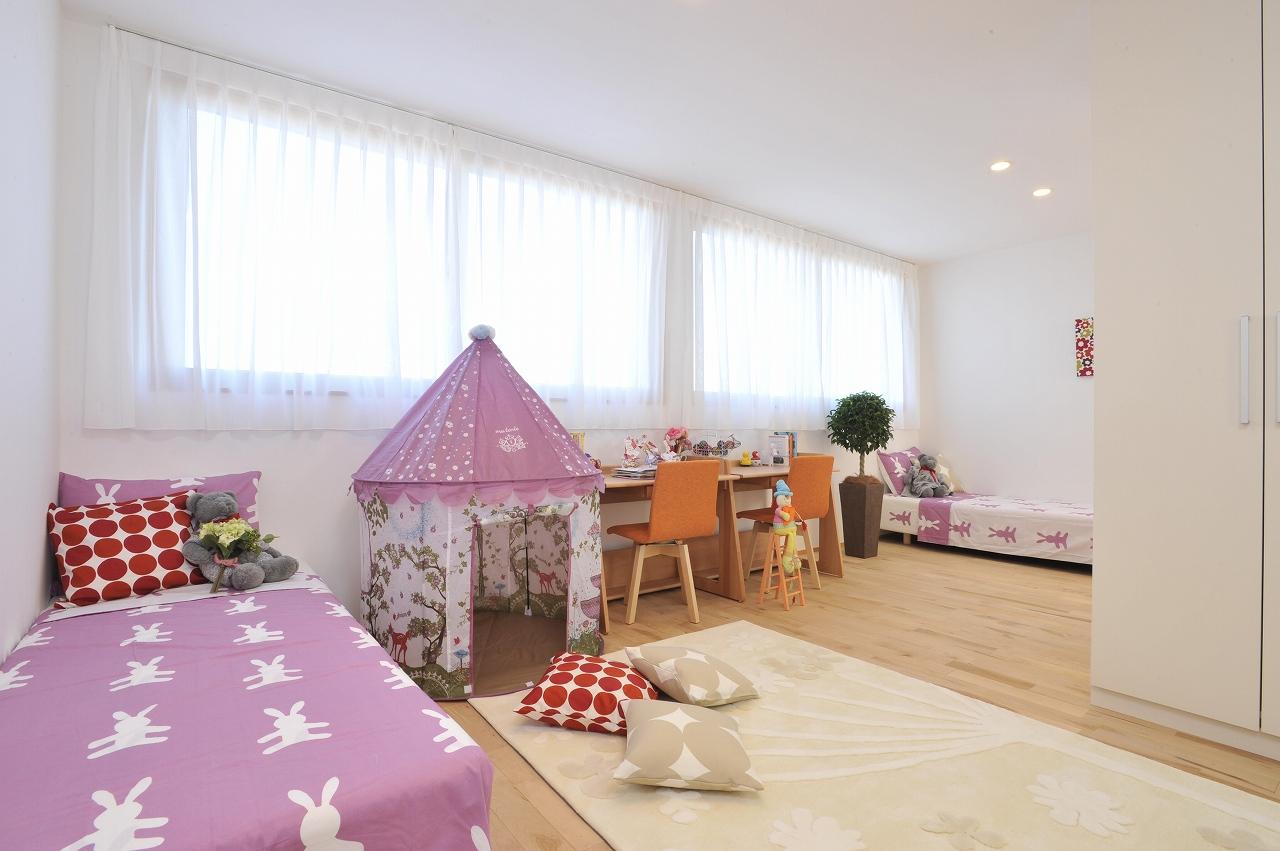 巣立つ子ども部屋