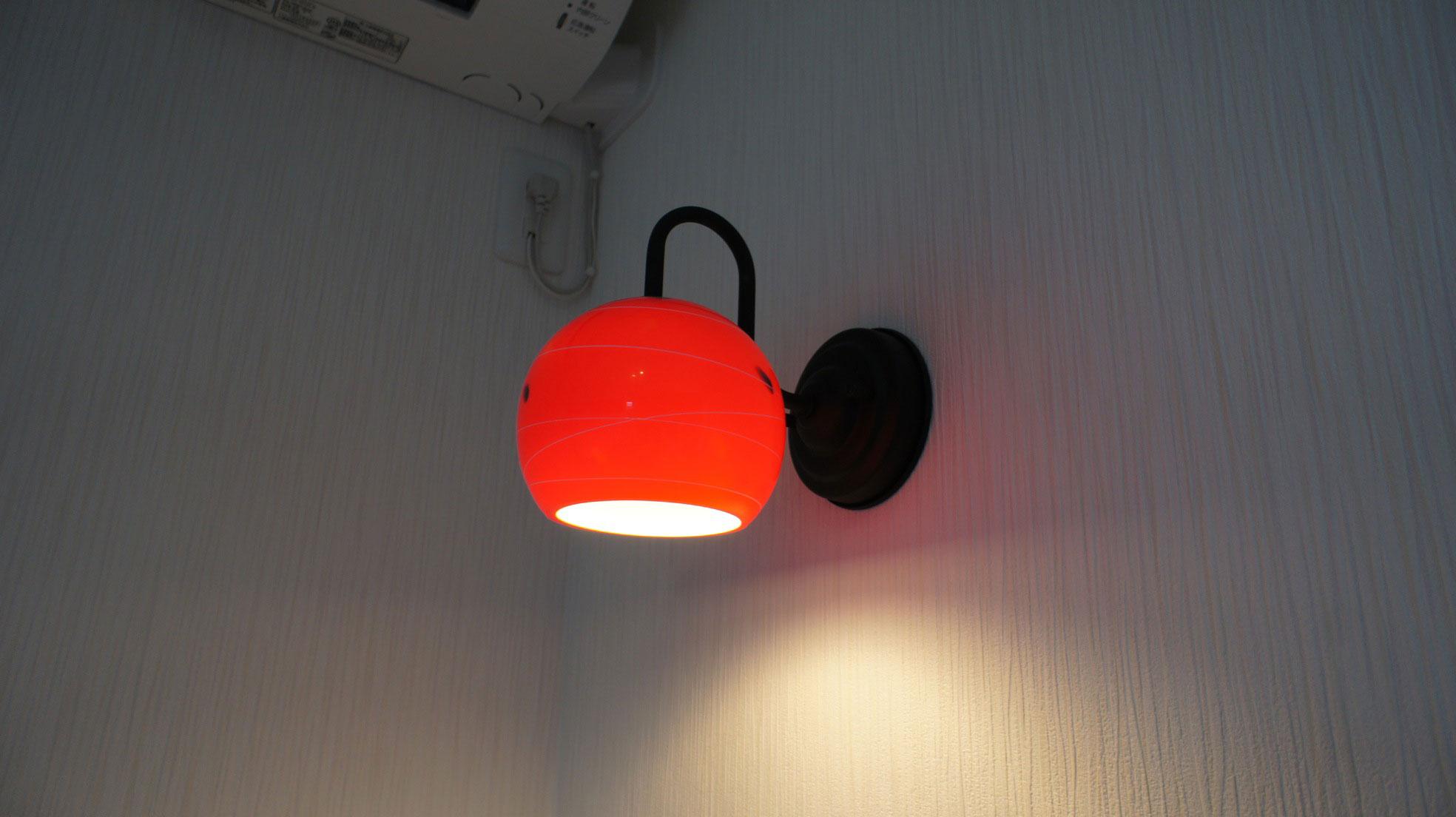 室内もこだわりの照明_栃木県建築実例