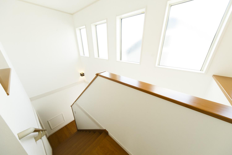 階段部分_さいたま市建築実例